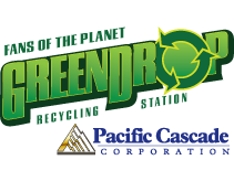 GreenDrop Recycling Stations