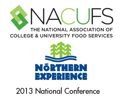 Northern Experience: 2013 NACUFS National Conference